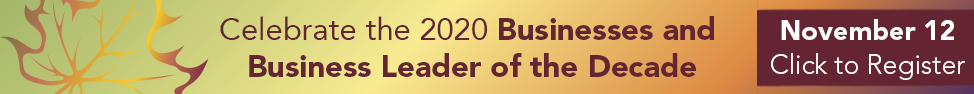 2021 Business of the Decade