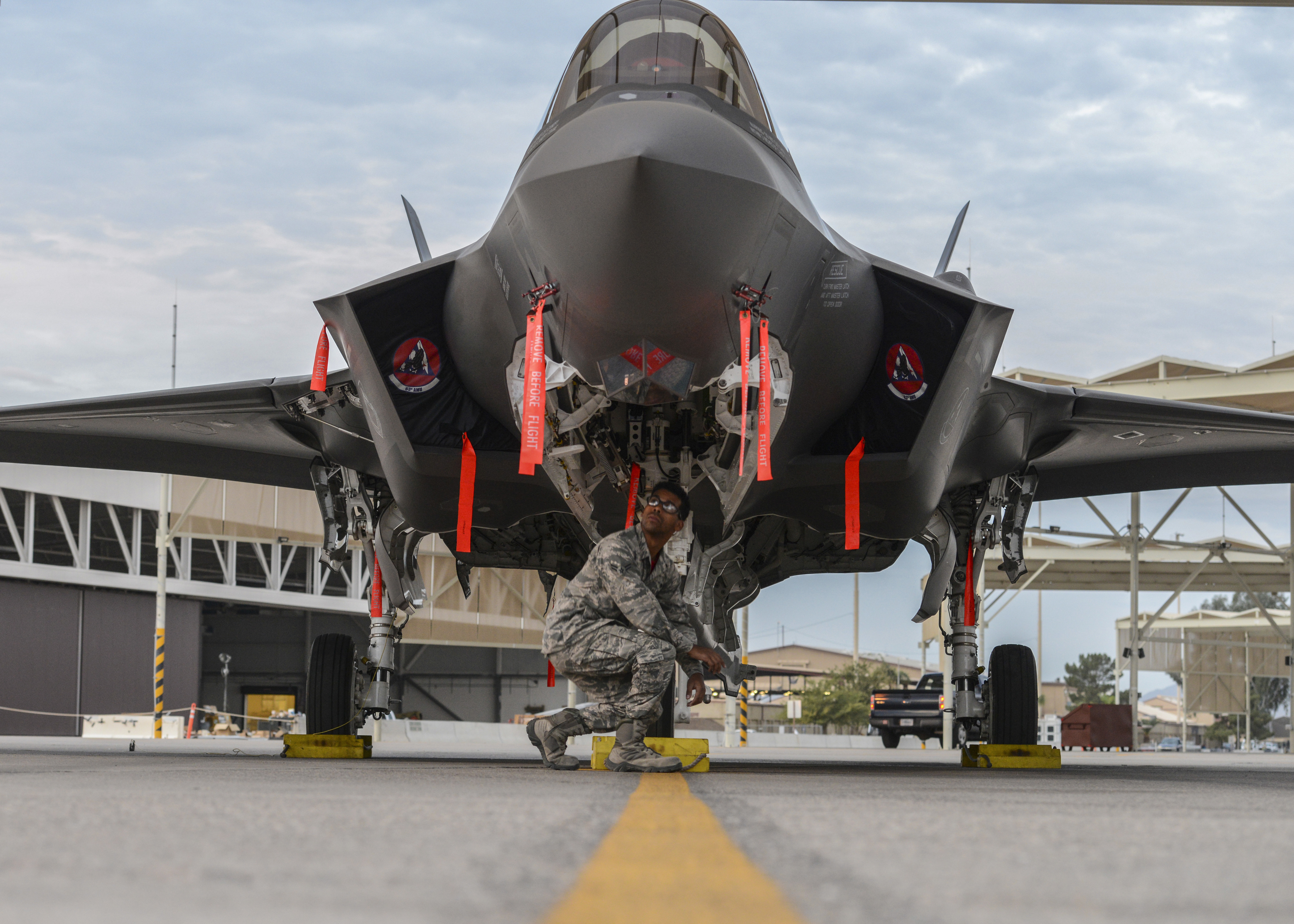 BAE Systems to Sustain F-35 Electronic Warfare Systems