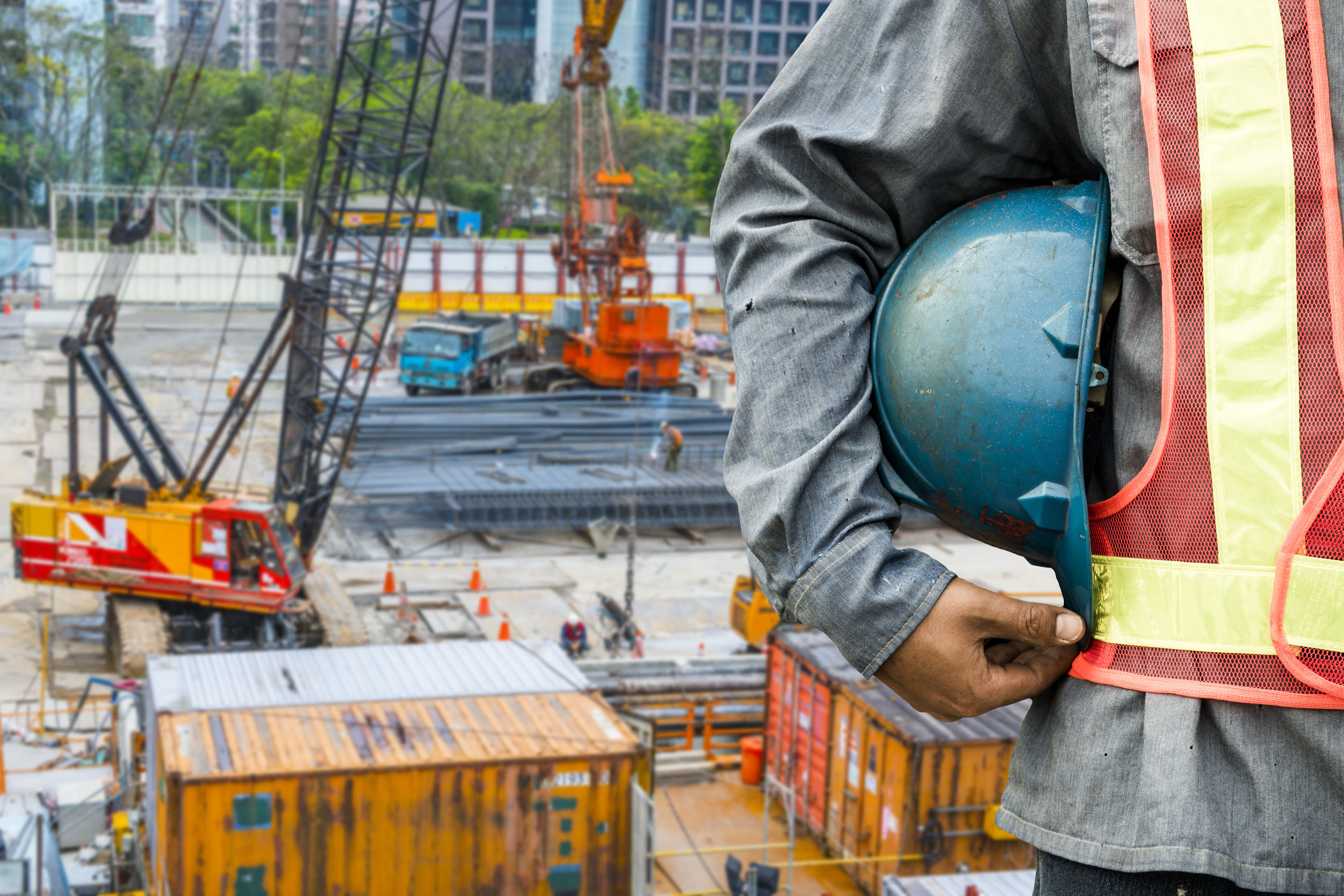 Construction Employment Rates Up