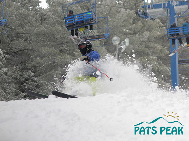 Major Improvements Planned for Pats Peak
