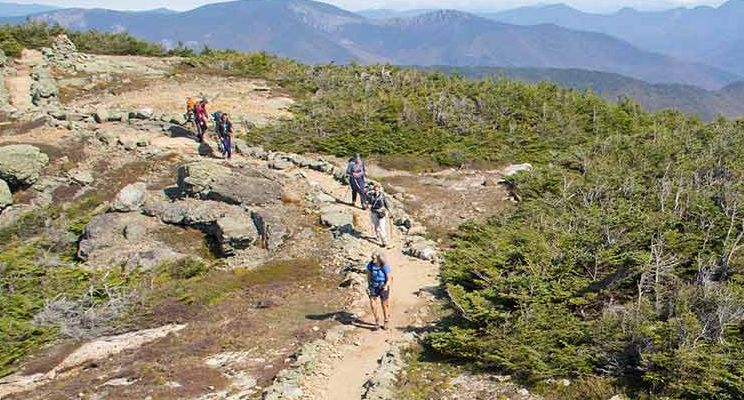 State to Shuttle for Hikers in Franconia Notch