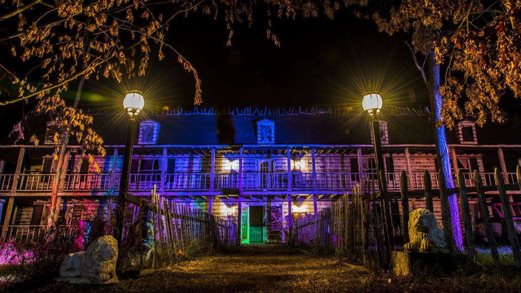 Spooky World Among Top 5 US Haunted Attractions