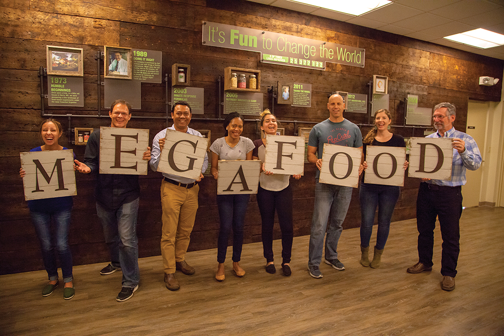 #22 Best Company to Work For: MegaFood