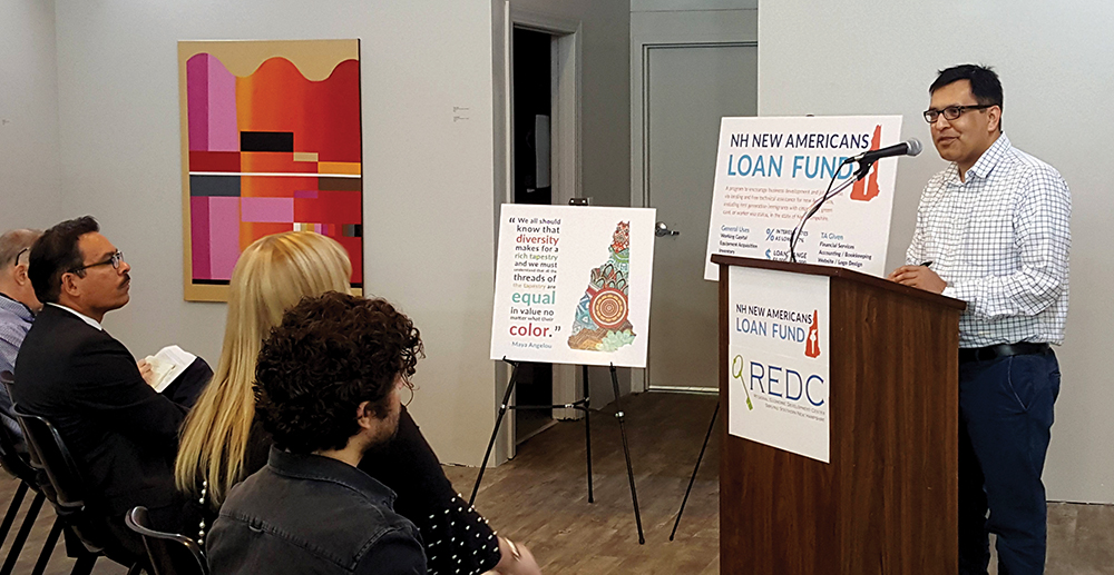 New Loan Fund Assists New Americans
