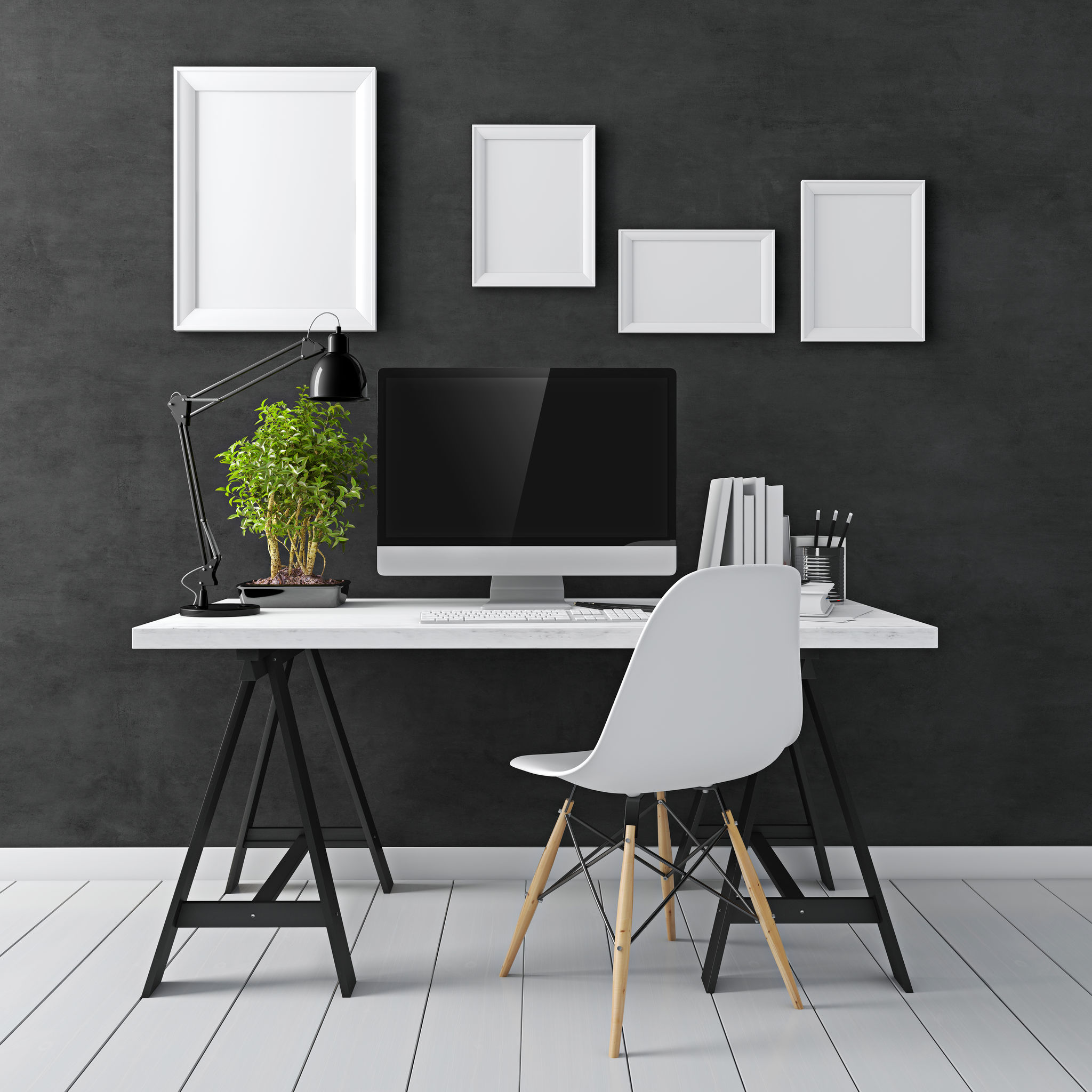 Redesign Your Workspace For Productivity