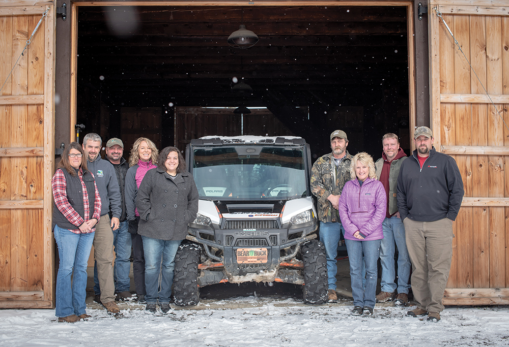 Community Collaboration Transforming ATV Trails