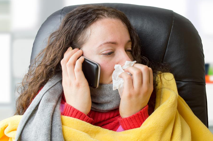The Subtle Art of Calling in Sick