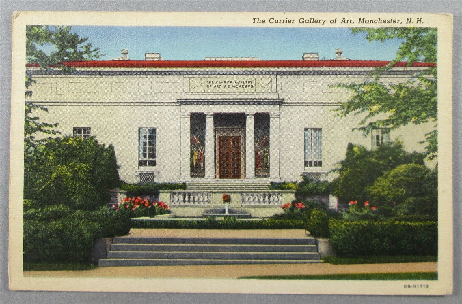 Currier Museum of Art Turns 100