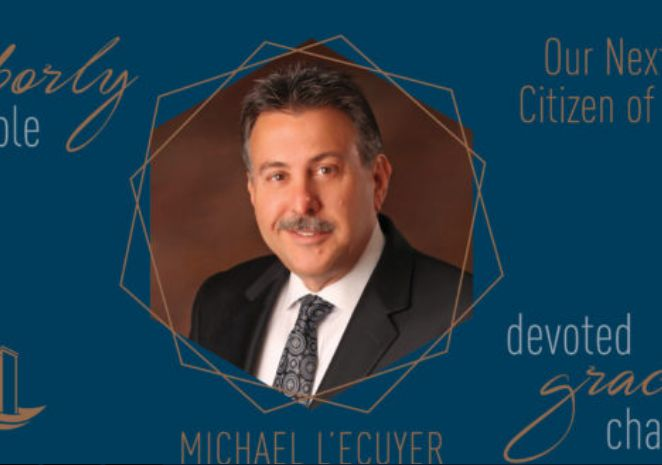 L'Ecuyer Named GMCC Citizen of the Year
