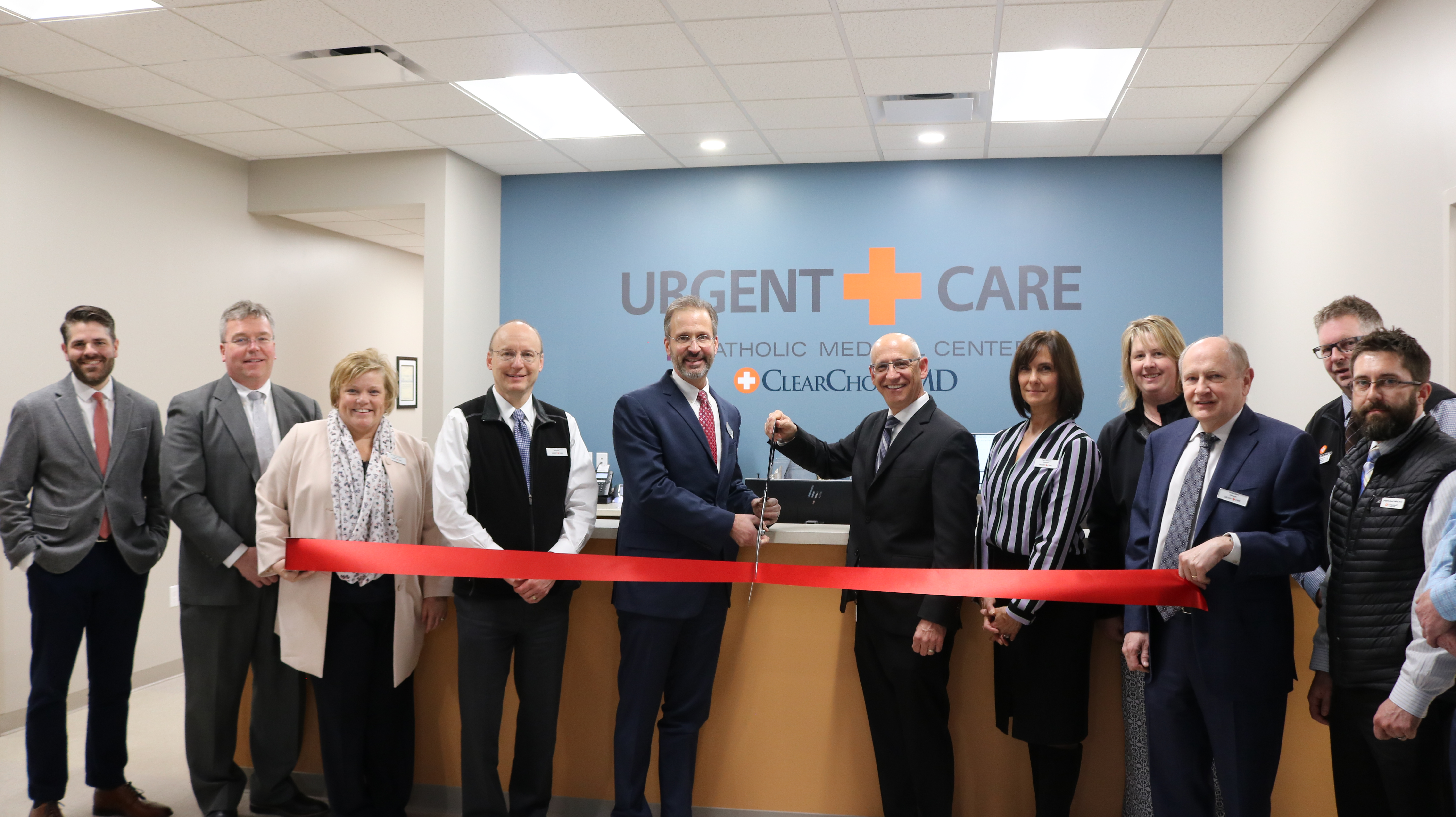 CMC Partners with ClearChoiceMD Urgent Care