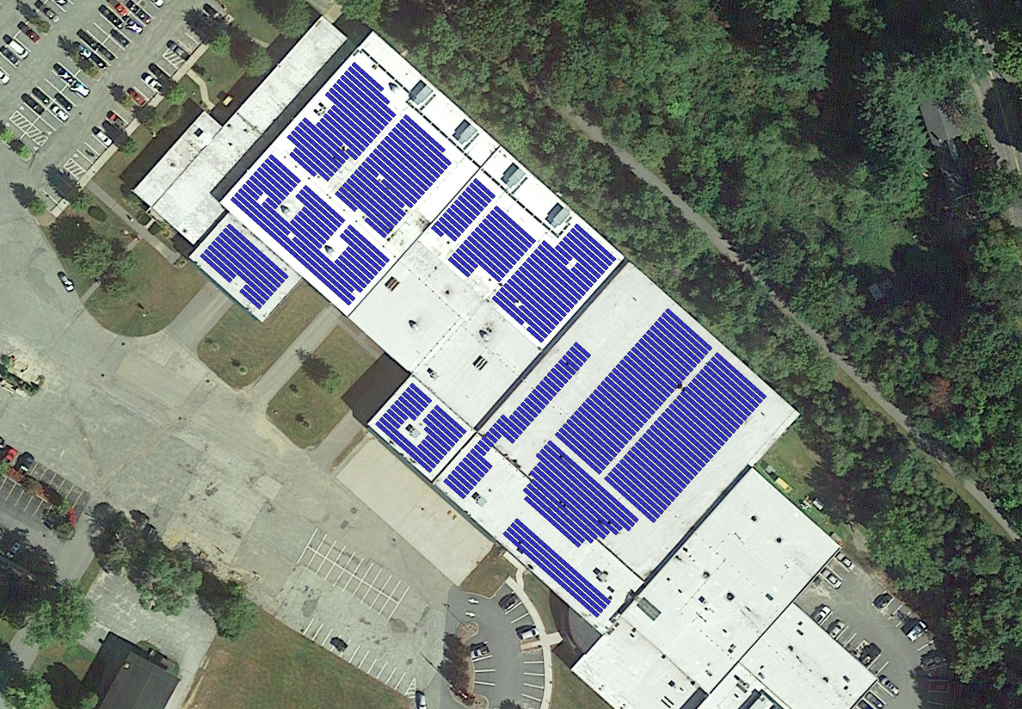 Largest Municipal Solar Array Completed in Keene