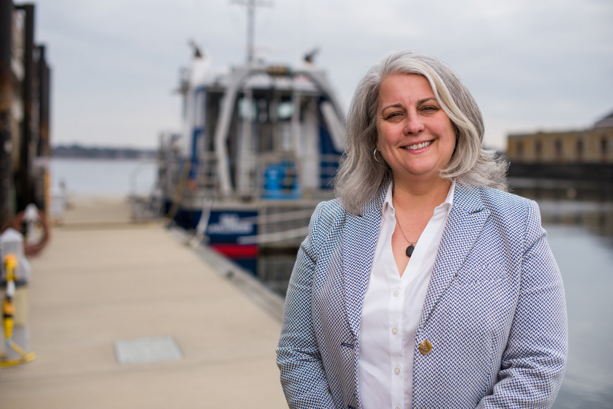 New Leader for UNH's Marine Science School