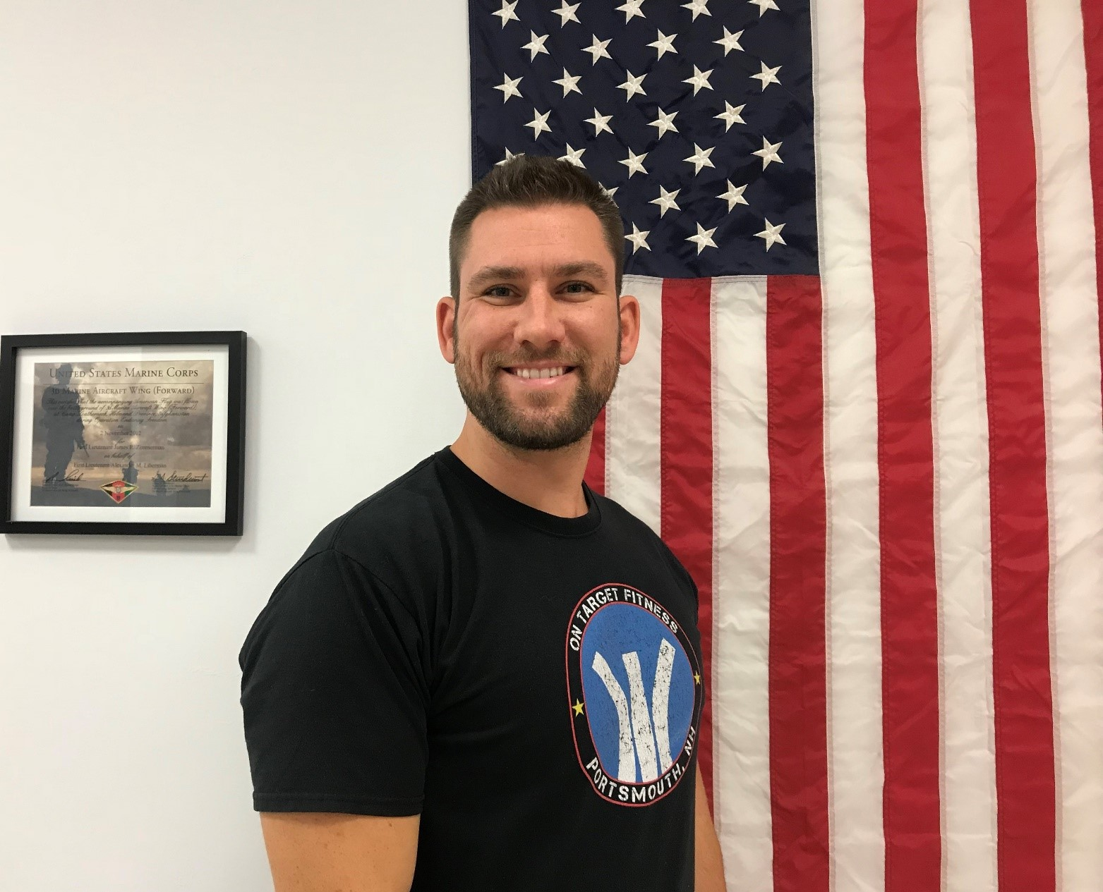 On Target Fitness Founder Honored by SBA
