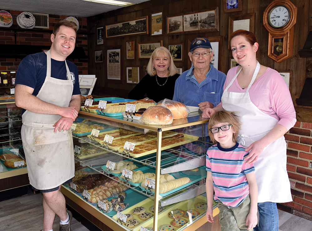 Fourth Generation Rises to Lead Crosby Bakery