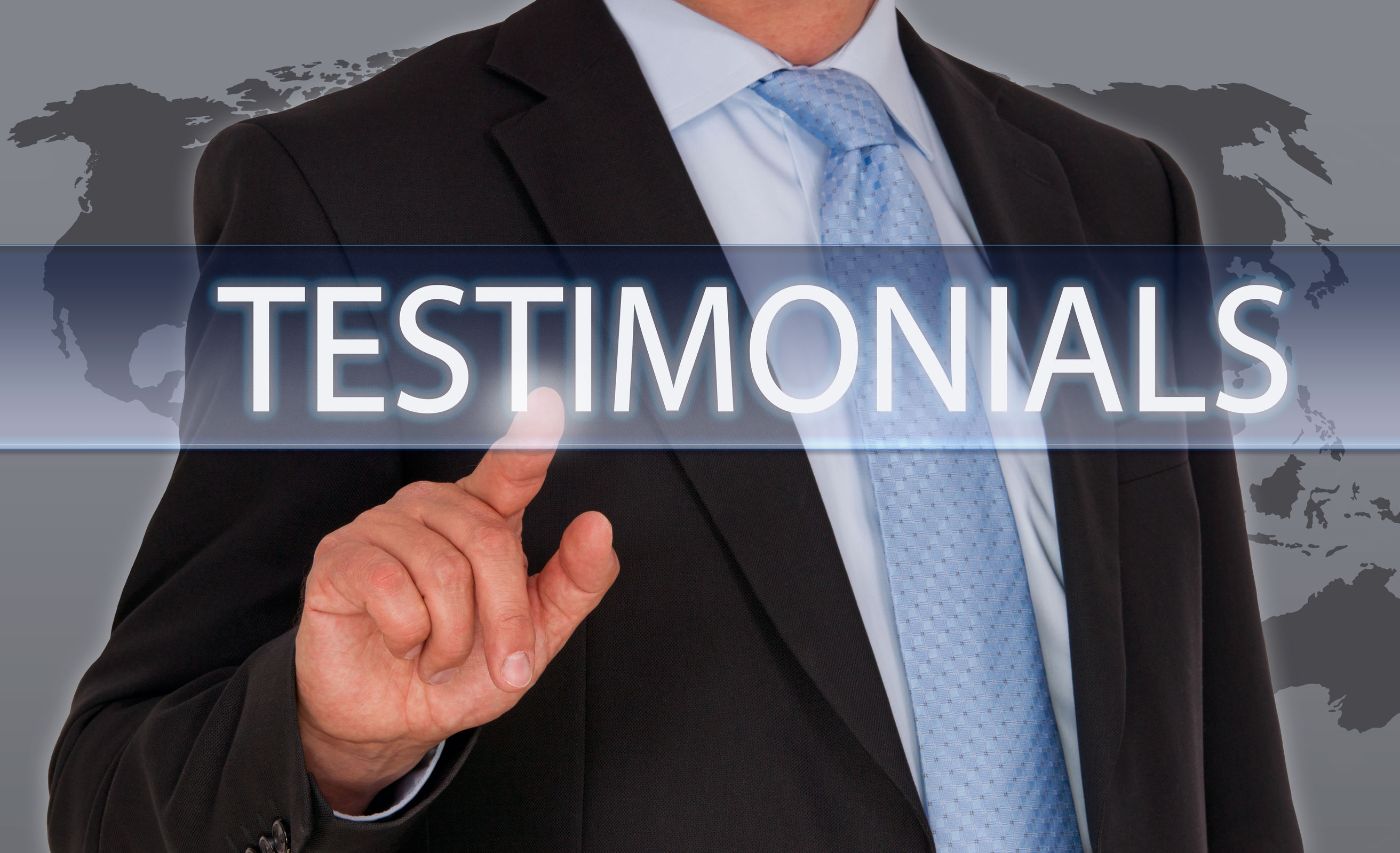 Testimonials That Boost Your Street Cred