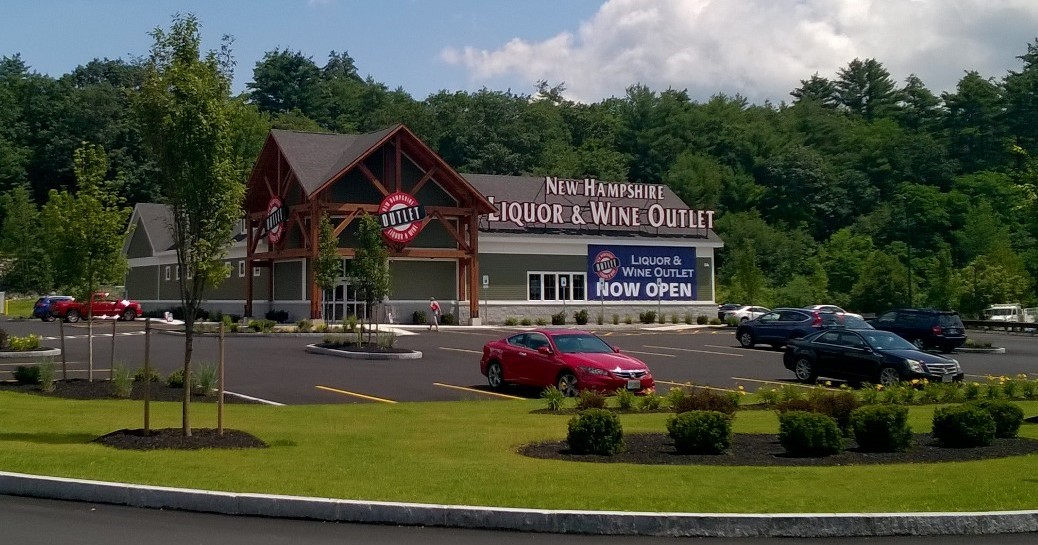 NH Liquor Commission to Build Outlet in Tilton