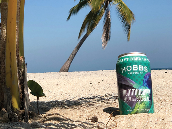Hobbs Brewing Co. Expands in NH and Belize