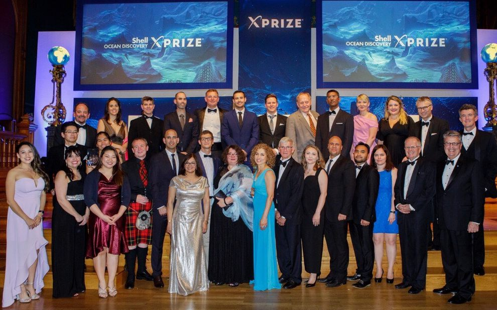 UNH Team Wins XPRIZE in Monaco