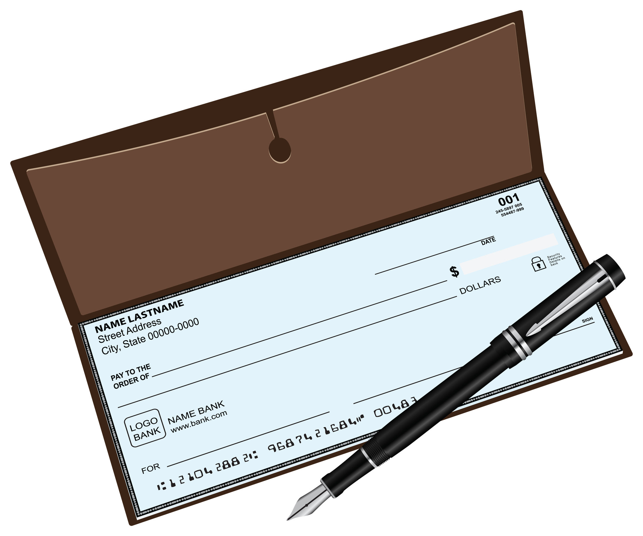 Forget About Balancing Your Checkbook