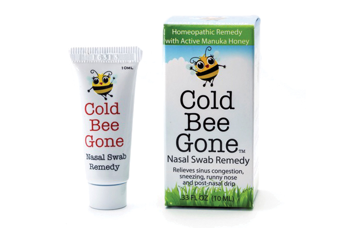 Cold Bee Gone Finds Its Sweet Spot