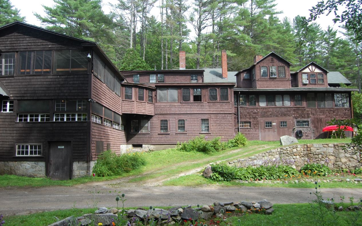 NH Summer Camp Named to Historic Register