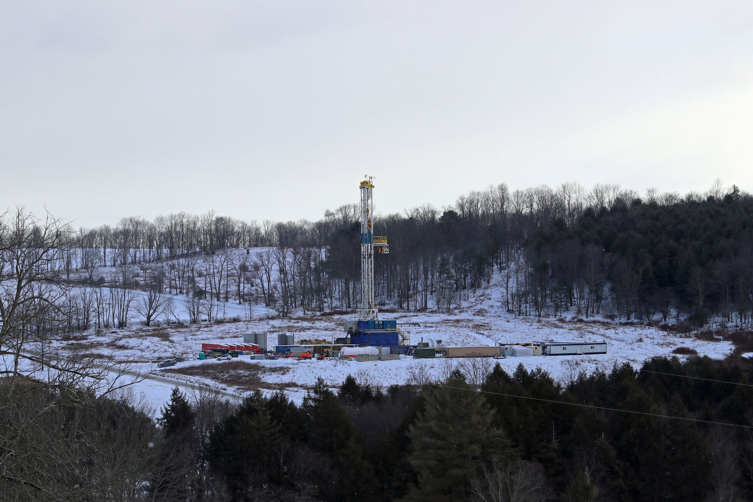 UNH: Gas Development Could Affect Recreation