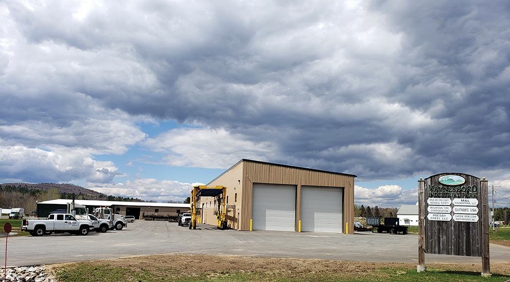 High Demand for Industrial Space