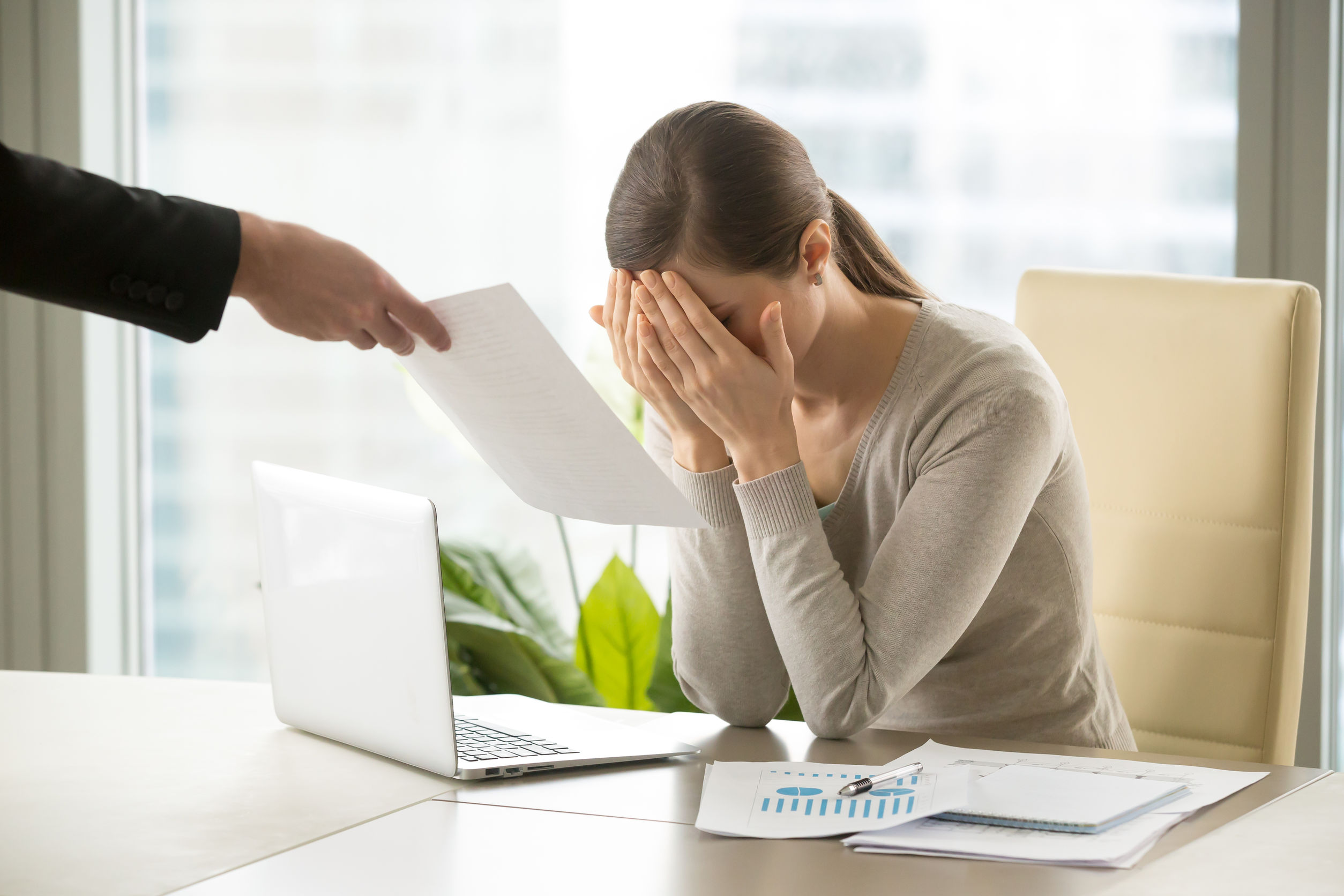 Can Crying Signal a Healthy Workplace?