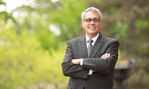 New President at St. Anselm College