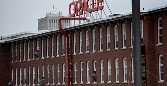 Oracle to Close Former Dyn Office in Manchester