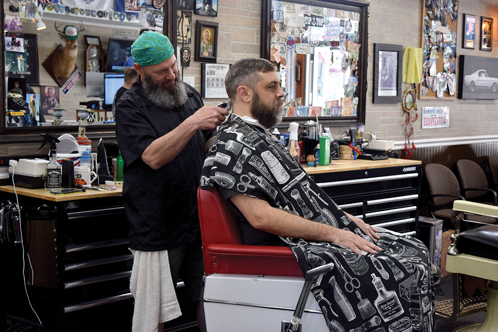 Barber Shops: A Booming Business