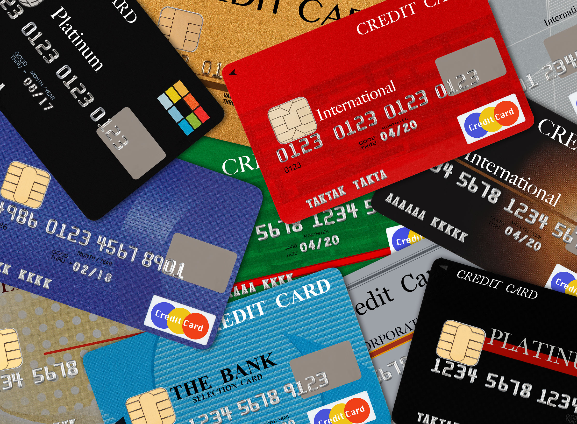 Credit Scores End Decade on High Note