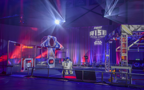FIRST Launches 2020 Season Powered by Star Wars