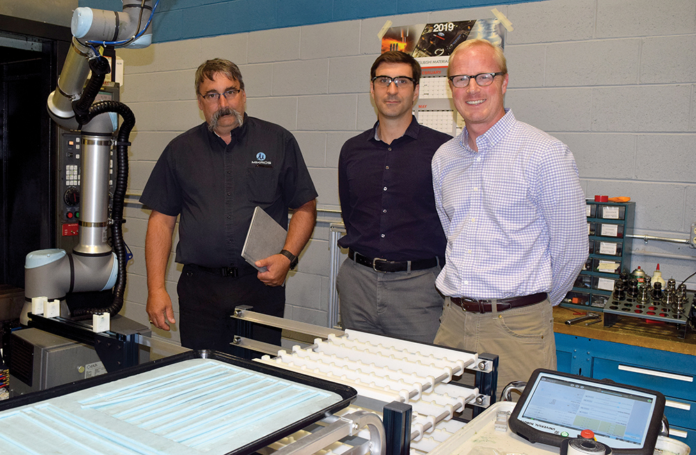 Mikros Technologies Thrives in Claremont
