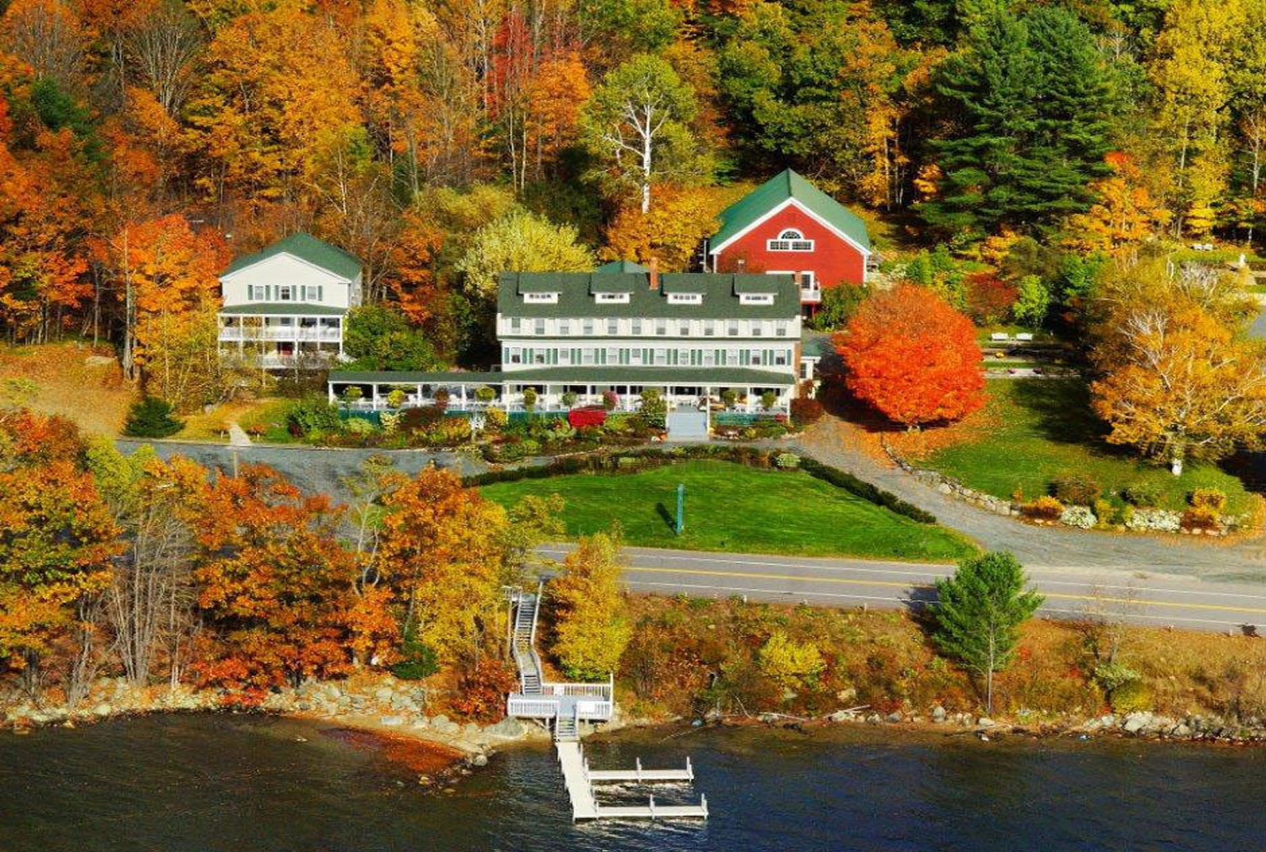 Inn on Newfound Lake Sold