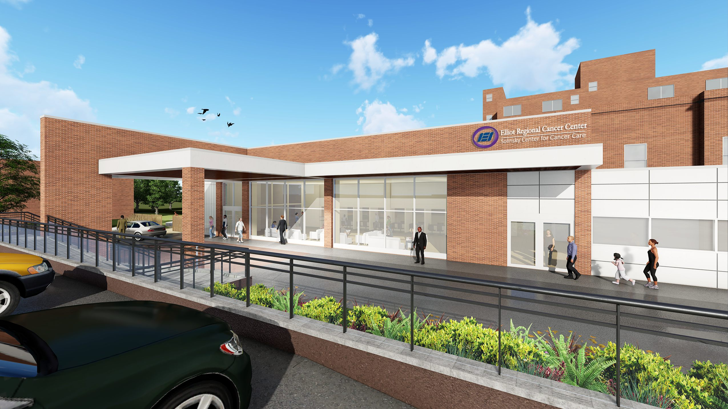 Elliot Cancer Center Receives Transformational Gift