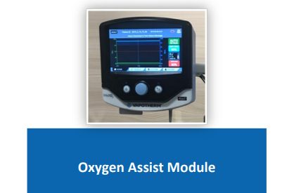 Vapotherm Oxygen Assist Module Receives Certification