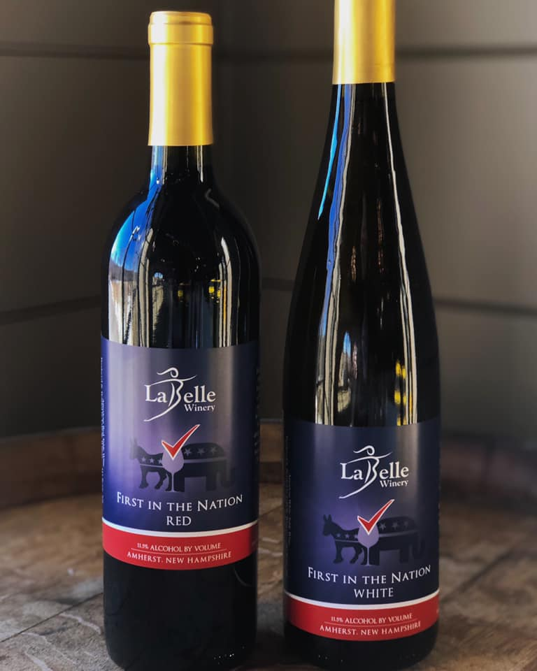 Winery Creates First in the Nation Blends