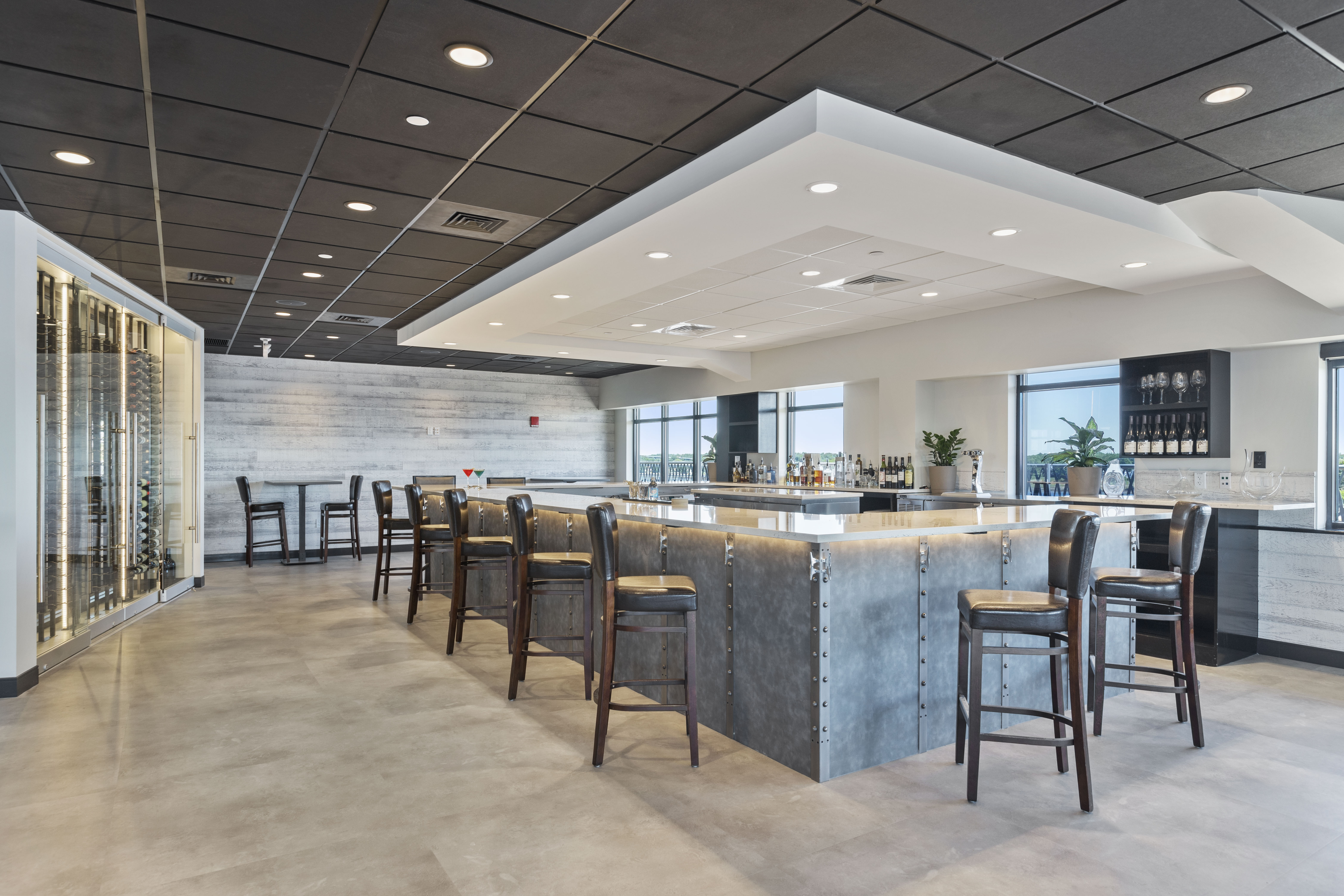 Jewett Construction Completes One Hundred Club Reno