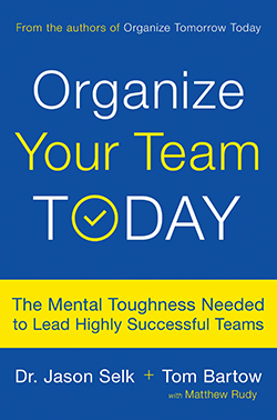 BNH Book Review: Organize Your Team Today
