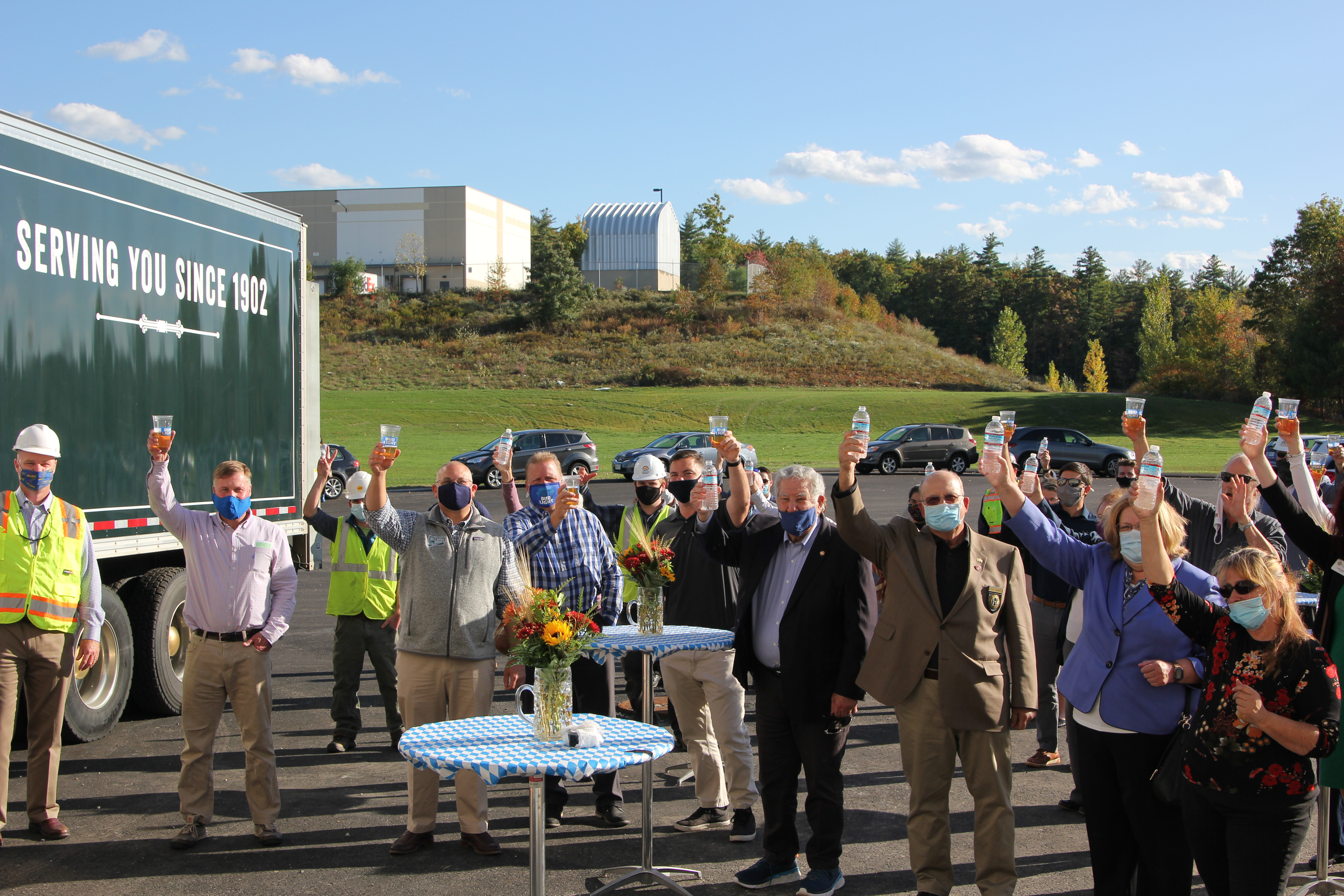 Bellavance Unveils Largest Rooftop Solar Array in NH