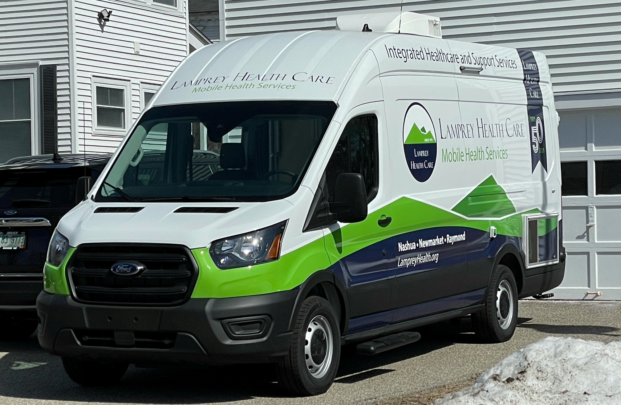 Lamprey Health Care Launches Mobile Health Van