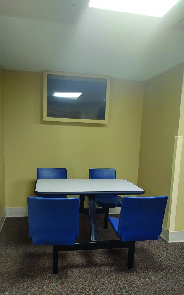 Annex day room