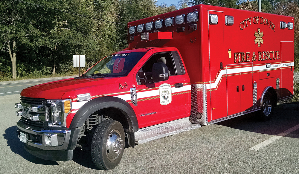 Business NH Magazine: Evolution of Ambulance Services