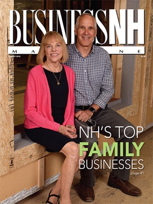Business NH Magazine - Competitions - Top Family Owned