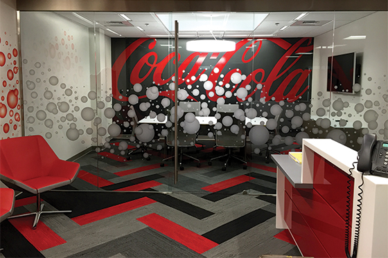 Business Nh Magazine Awesome Interiors Coca Cola Bottling