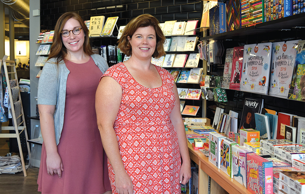 Business NH Magazine The Bookery Offers Unique Nook In Manchester