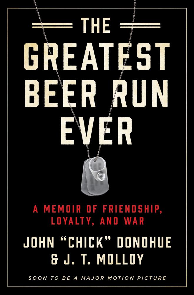 cover of greatest Beer Run Ever