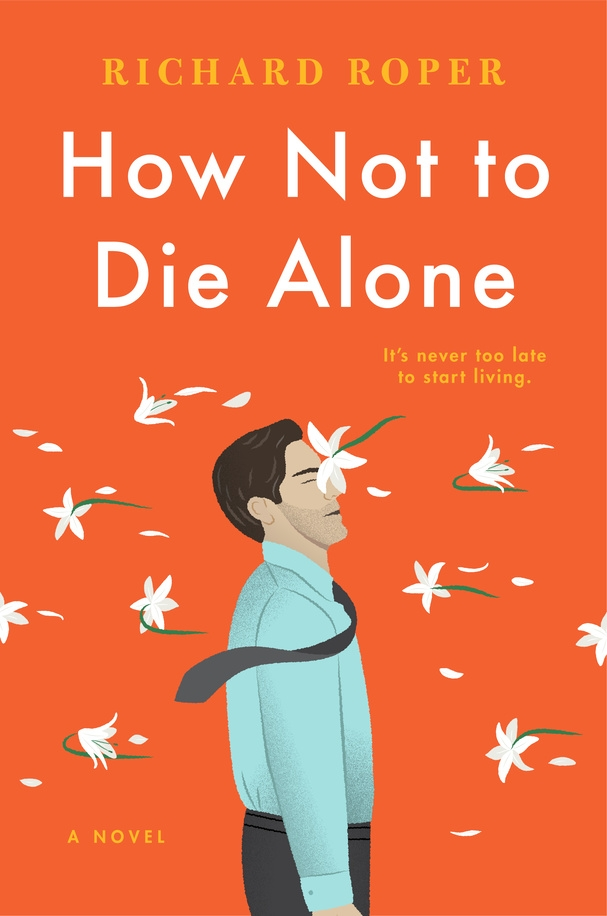 book cover of How to not die alone