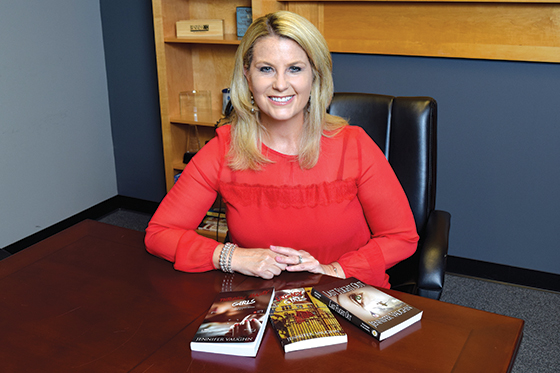 Business NH Magazine: WMUR Anchor Releases More Novels